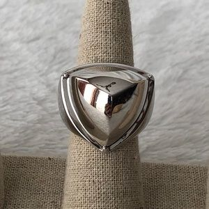 Eddie Borgo Pyramid Ring